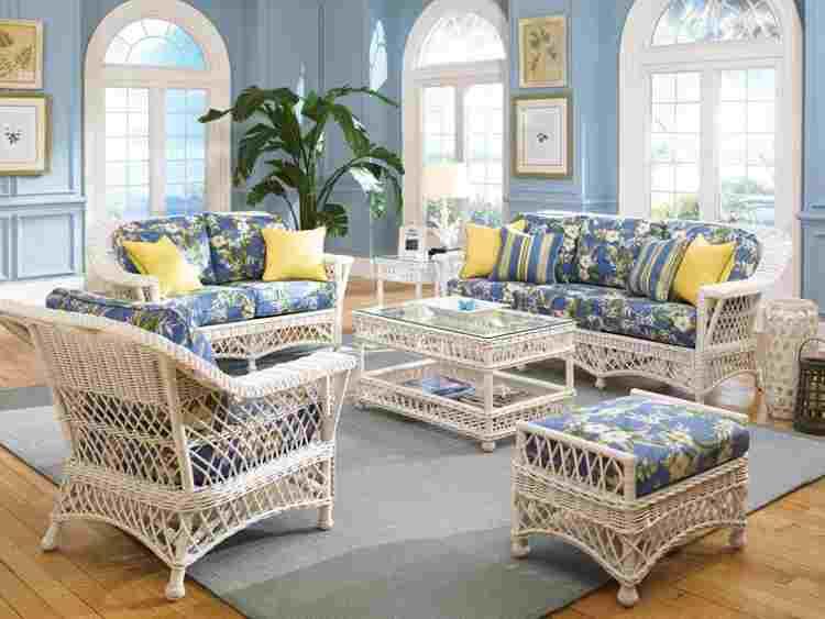 плетеная мебель из ротанга1