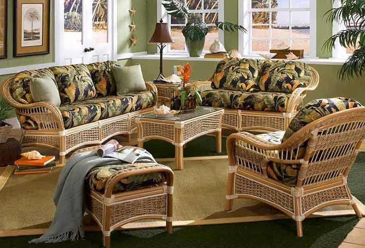 плетеная мебель из ротанга8