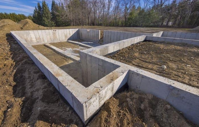фундамент для дома2