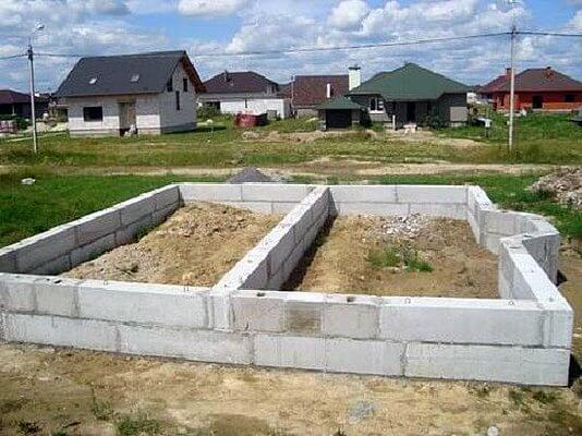 фундамент для дома16