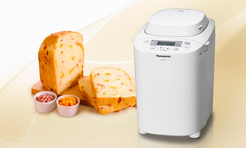 хлеб в хлебопечке6