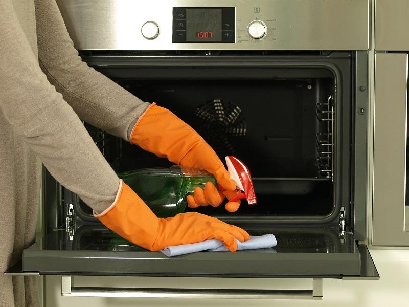 как отмыть духовку4