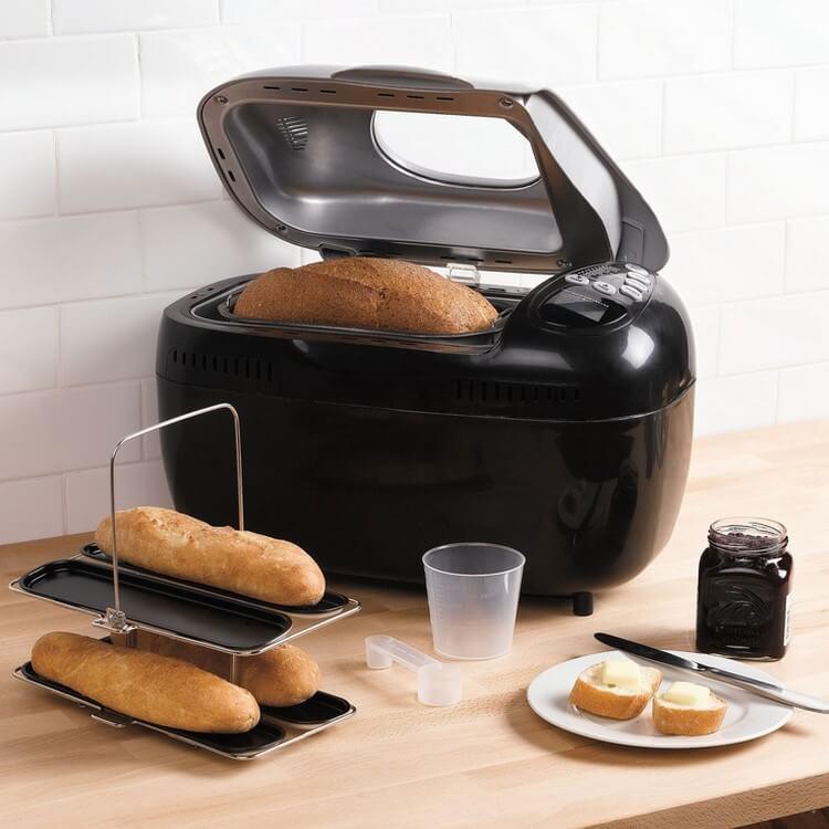 хлеб в хлебопечке1