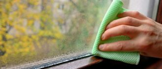 пластиковые окна потеют