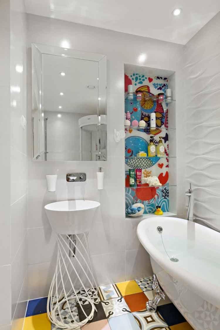 интерьер ванной комнаты34