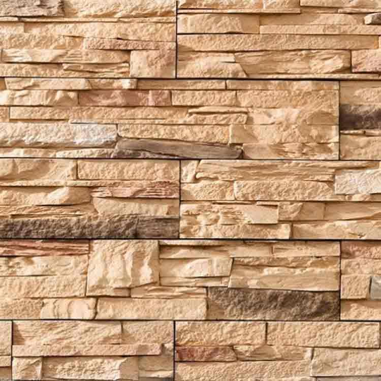 отделка фасада камнем 3
