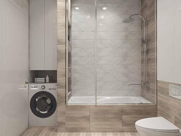 современные ванные комнаты10