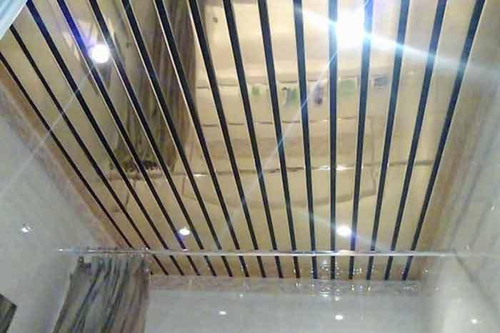 алюминиевые подвесные потолки9