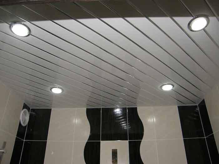 алюминиевые подвесные потолки8