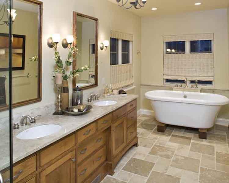 большая ванная комната30