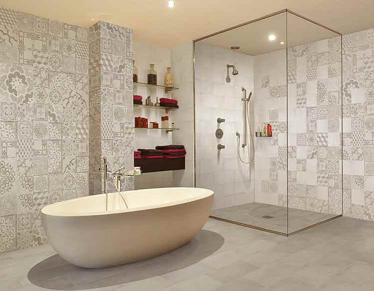 большая ванная комната9