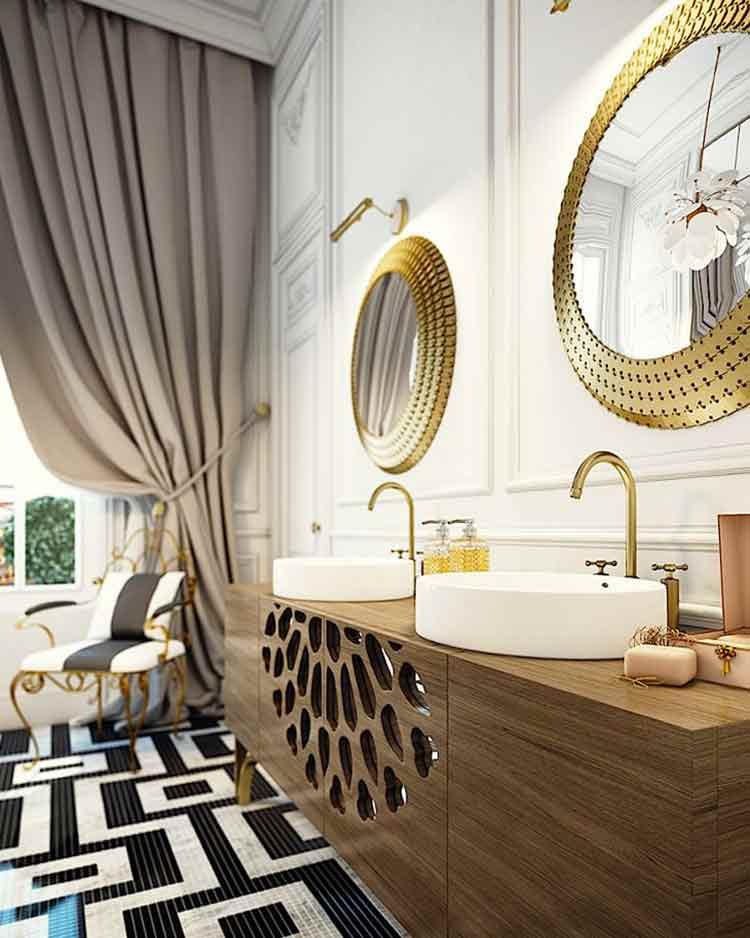 большая ванная комната26