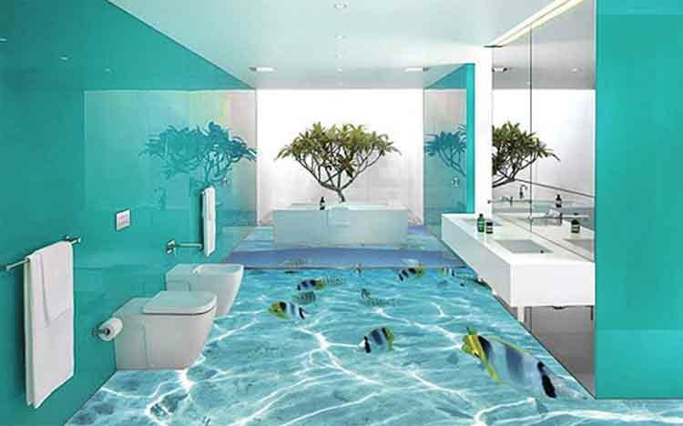 большая ванная комната34