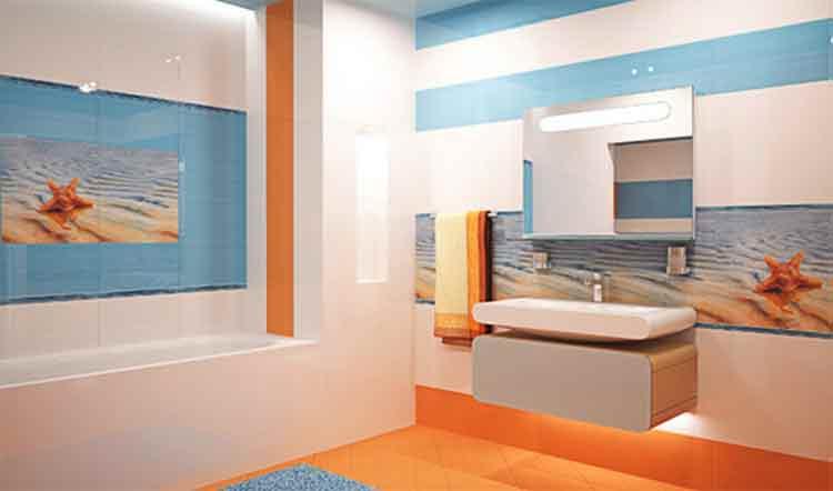 большая ванная комната33
